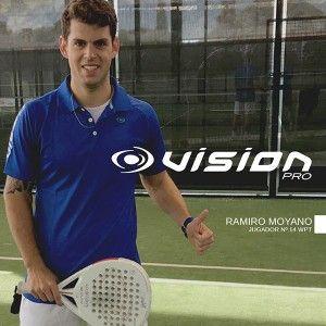 Ramiro Moyano, un fichaje con mucha 'Vision'
