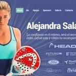 Alejandra Salazar nos presenta su nueva página web