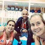 Carolina Navarro y Ceciliar Reiter, a por sus nuevos retos en muy buenas manos