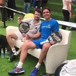 Lucas Cunha y Jake Benzal siguen adelante en el Gijón Open