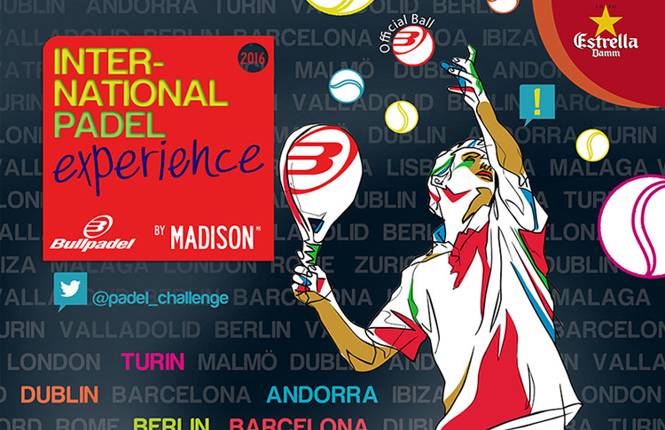 El gran paso adelante del International Padel Experience by Madison 2016