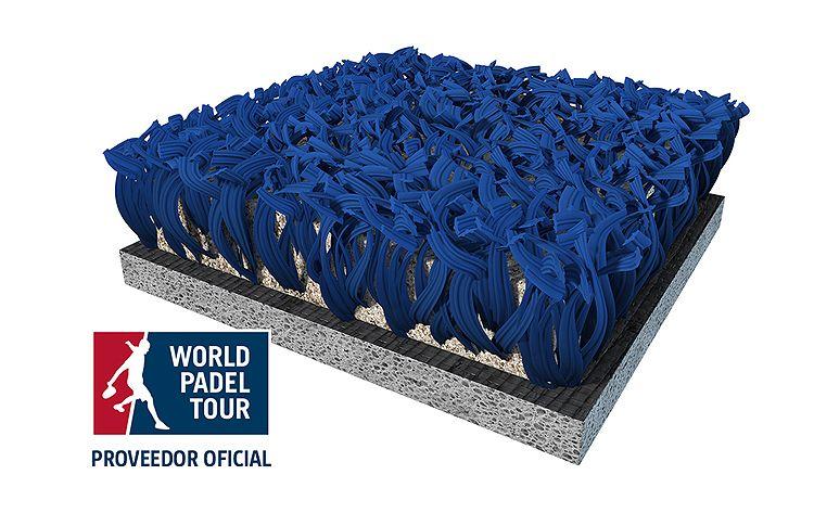 Mondo, la 'alfombra' del mejor pádel del mundo