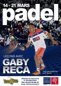 Gaby Reca donnera un de ses cours à Monaco