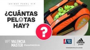 Adidas te invita a vivir una 'Experiencia Vip' en el Valencia Máster