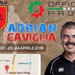 Adrián Caviglia impartirá uno de sus cursos en Roma
