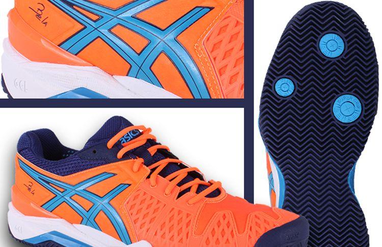 Bela ASICS Schuhe: eine echte Referenz   Padel Weltpresse