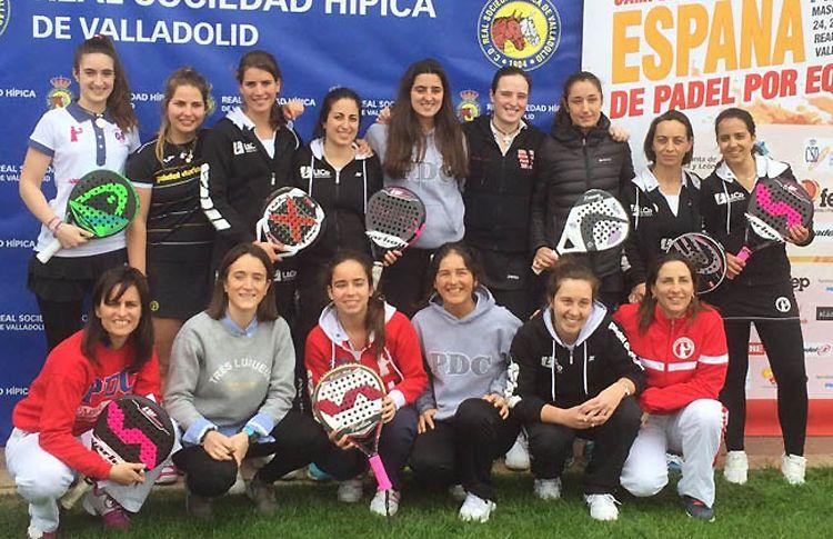 Pádel Derio Club, presente en el Campeonato de España por Equipos de 2ª Categoría