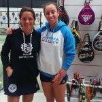 Paula Eyheraguibel y Bea González jugarán juntas en el Estrella Damm Valencia Máster