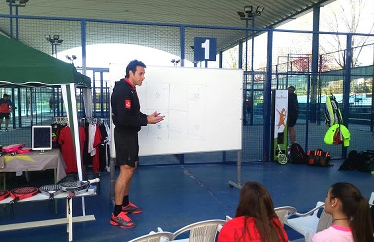Fernando Poggi ya ejerce como 'Embajador de Duruss'