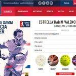 Juan Carlos Ferrero, Anabel Medina o Fabrice Pastor estarán en el Valencia Máster