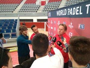 World Padel Tour entame la finale de la Ligue des Champions