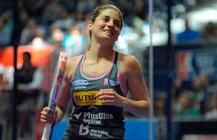 Alejandra Salazar, baja en el Campeonato de España