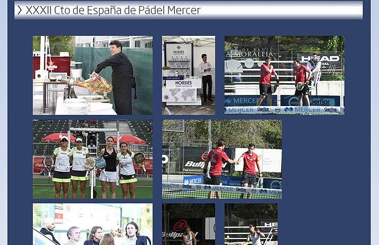 El Campeonato de España Absoluto, imagen a imagen