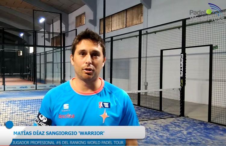 Matías Díaz vous attend dans un 'Campus for Warriors'