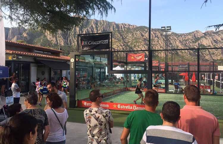 Comienza el Cuadro Femenino del Joma Barcelona Challenger