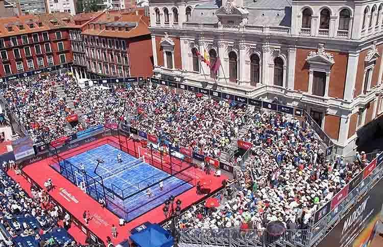 Valladolid Open: Récord de participación femenina en una prueba World Pádel Tour