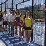Vibor-A tiene su pista en el mayor club indoor del mundo