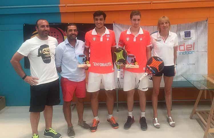 Peter San Román-Ale Galán, Campeones de España Sub'23