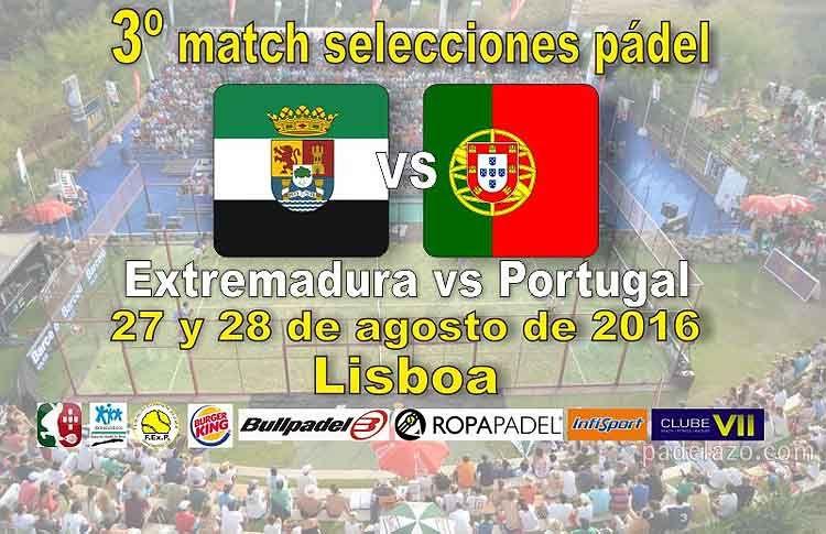 Extremadura y Portugal no fallan a su cita con un duelo muy especial