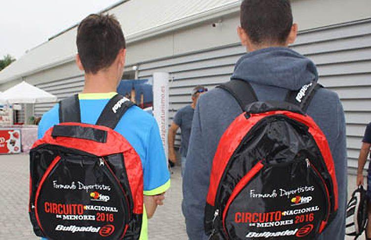 Comienza el Campeonato de España de Menores 2016