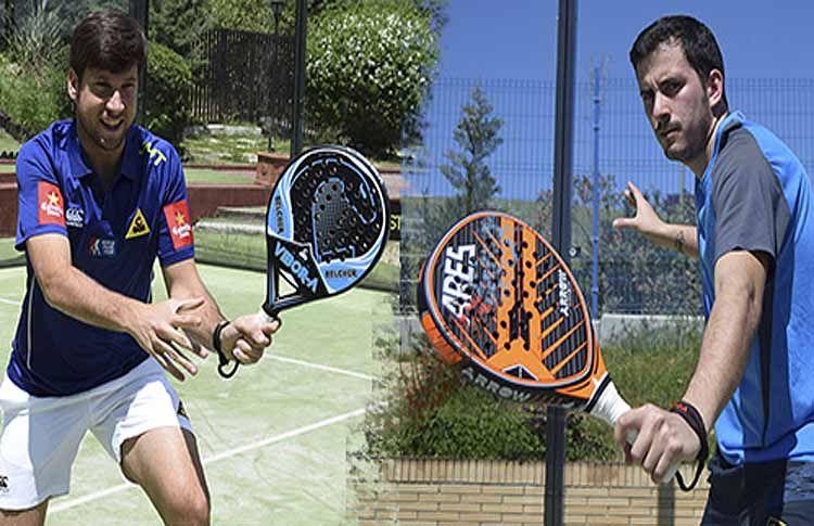 Nacho Gadea y Juan Cruz Belluati, los 'Zurditos' de Vibor-A estarán en el Monte-Carlo Padel Master