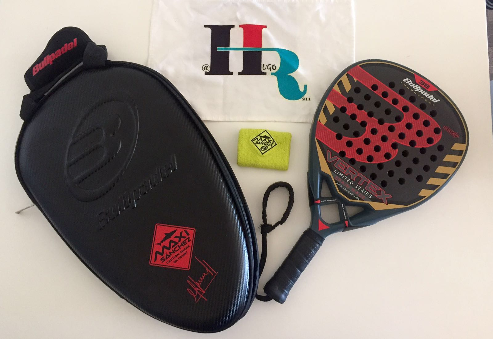 BullPadel Vertex Limited Series 2016: Una Explosión