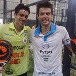 """Javi Garrido: """"Jugar con Chico ha sido una experiencia espectacular"""""""