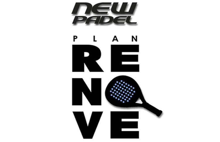 NewPádel y su Plan Renove