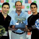 Chile y Brasil, presentes en el Sevilla Open de la mano de Monte-Carlo International Sports