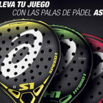It's Padel Time: ASICS 'reinventa el juego' con una pala para cada tipo de jugador