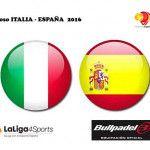 España e Italia, listas para medirse en un original Encuentro Amistoso