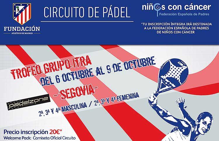 Segovia, segunda parada del I Circuito Fundación Atlético de Madrid