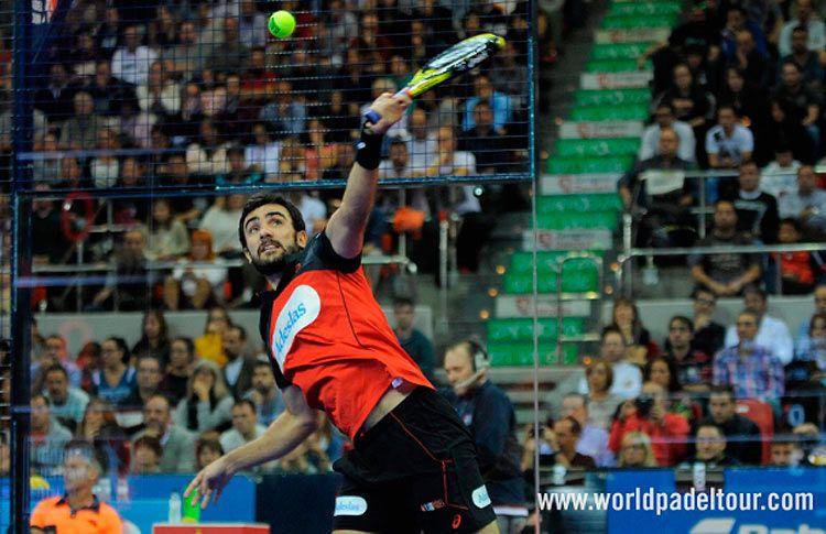 Fernando Belasteguín y Pablo Lima: unos número 1 que no se cansan de ganar conquistan Zaragoza Open