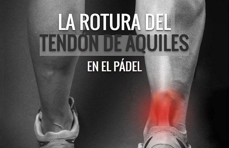 Remo e Saúde: A ruptura do tendão de Aquiles