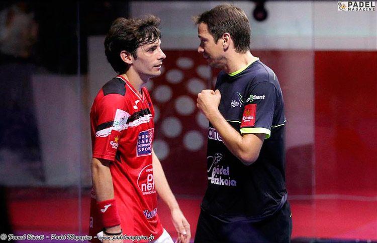 Marcello Jardim-Franco Stupaczuk, cerca de clasificarse para el Másters Finals de World Pádel Tour
