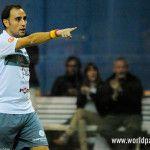 Javier Limones, en acción en el Keler Euskadi Open