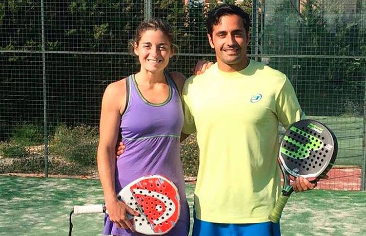 Manu Martín y Alejandra Salazar, el trabajo de un gran equipo