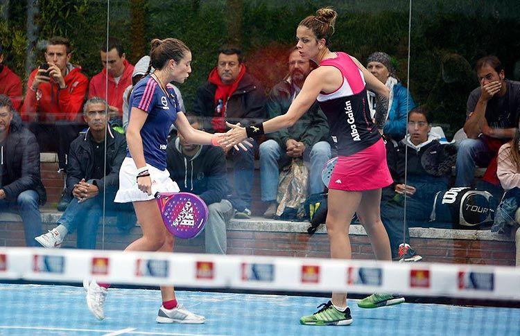 ¿Por qué jugarán juntas Marta Ortega y Alba Galán en el Másters Finals?