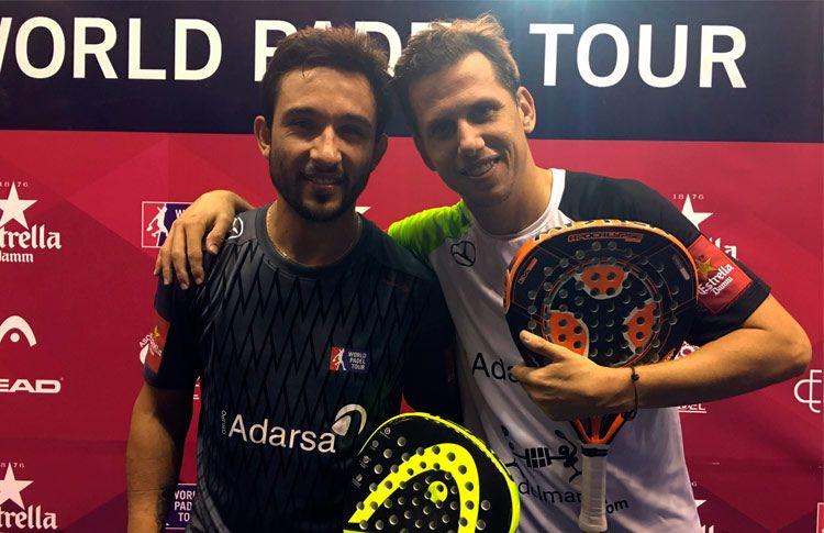 Paquito Navarro-Sanyo Gutiérrez, a la final del Mendoza Open