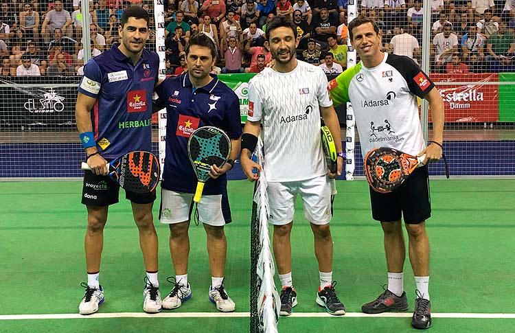 Vídeo: Matías Díaz y Maxi Sánchez, premio al trabajo en el Mendoza Open