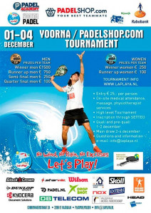 El Club La Playa (Holanda), listo para vivir un Torneo FIP 250