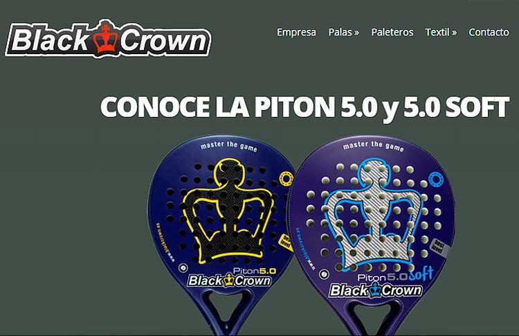 Black Crown, protagonista di 'Esto es Pádel'