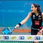 Mapi y Majo Sánchez Alayeto, en acción en el Keler Euskadi Open