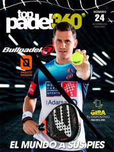 Top Pádel 360: Paquito Navarro, con el mundo a sus pies