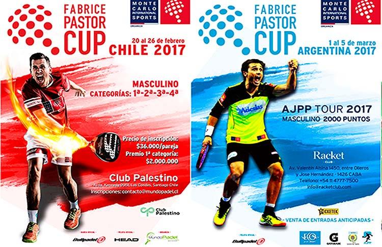 Coupe Fabrice Pastor: Troisième partie d'un grand projet de 'développement'