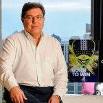 José Luis Sicre: Un 2017 de 'más y mejor pádel' para Adidas