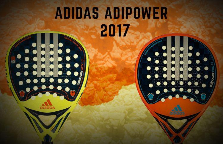Excelente calidad precio al por mayor zapatillas Adipower 2017: Explosion of color and good game | Padel ...