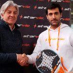 Borja Yribarren renueva su compromiso con StarVie por las dos próximas temporadas