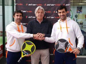 Borja Yribarren y Pío Otero renuevan su compromiso con StarVie por las dos próximas temporadas