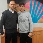 Nacho Gadea se pone en manos del equipo de Clínicas J. Cuenca